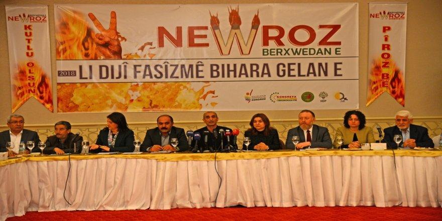 Buldan: Newroz'u bahar havasında kutlayacağız