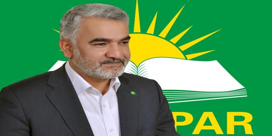HÜDA PAR: 'HDP'yle ittifak yapmayız' demeyiz