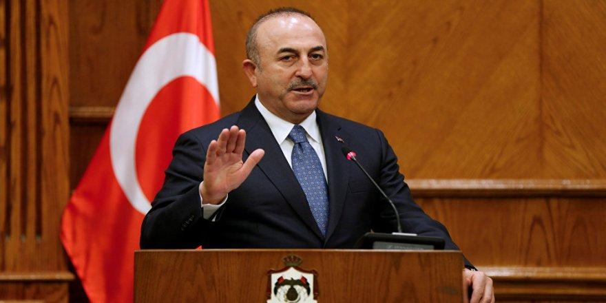 Çavuşoğlu: YPG hiçbir şekilde olmayacak