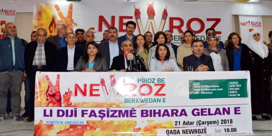 Camcı: Newroz kutlamaları için 1200 davetiye gönderildi