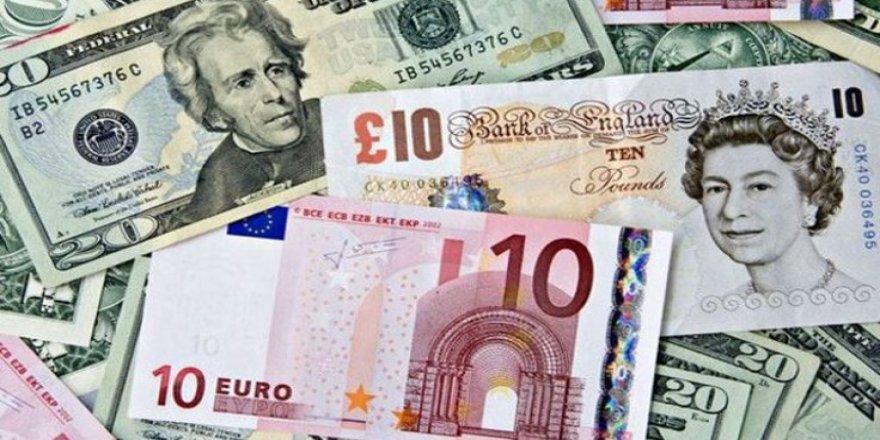 Euro ve sterlin rekor kırdı, dolar 3 ayın zirvesinde