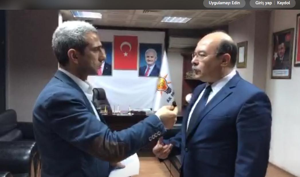 Budak Cumhurbaşkanı Erdoğan'ın kente gelişini değerlendiriyor.