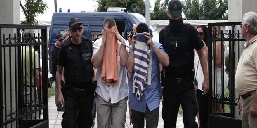 Yunanistan'dan darbeci askerlerin iade talebini ret
