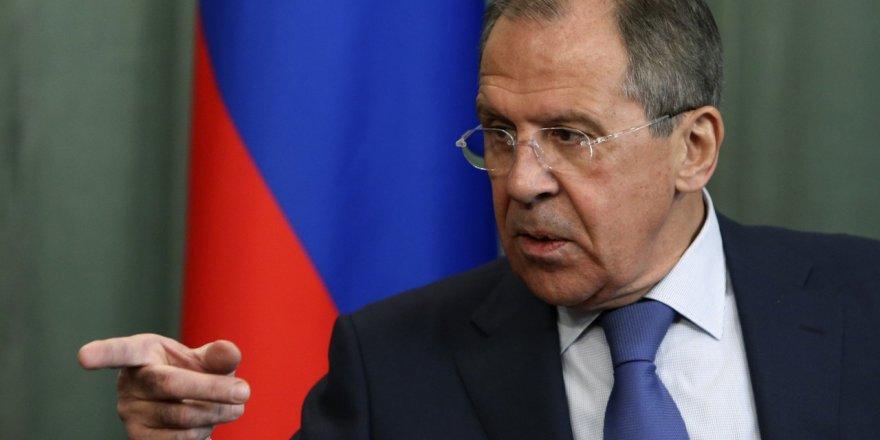 Lavrov: İstanbul zirvesinde Suriye'de çözüm sağlanacak