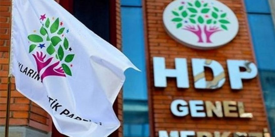 HDP: Dün Halepçe, bugün Afrin