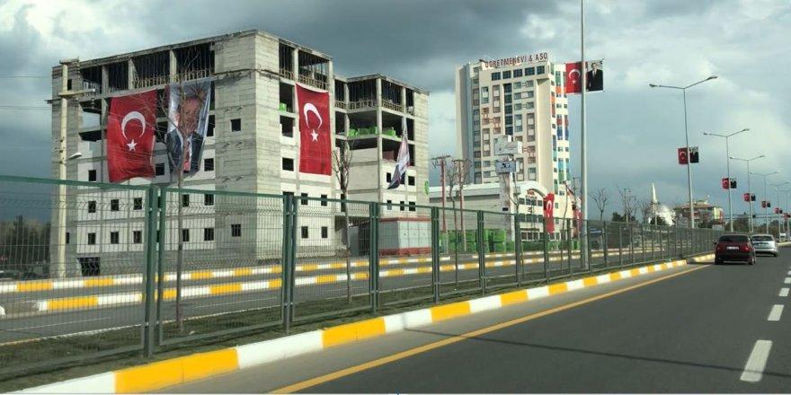 Diyarbakır'da yarın bazı yollar kapalı olacak