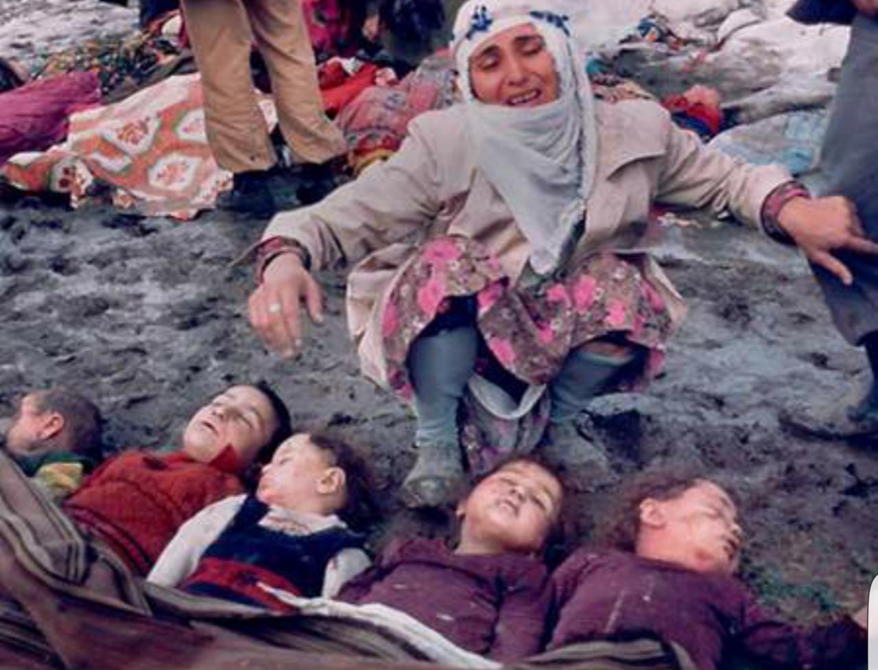 Halepçe katliamı 30'uncu yılında