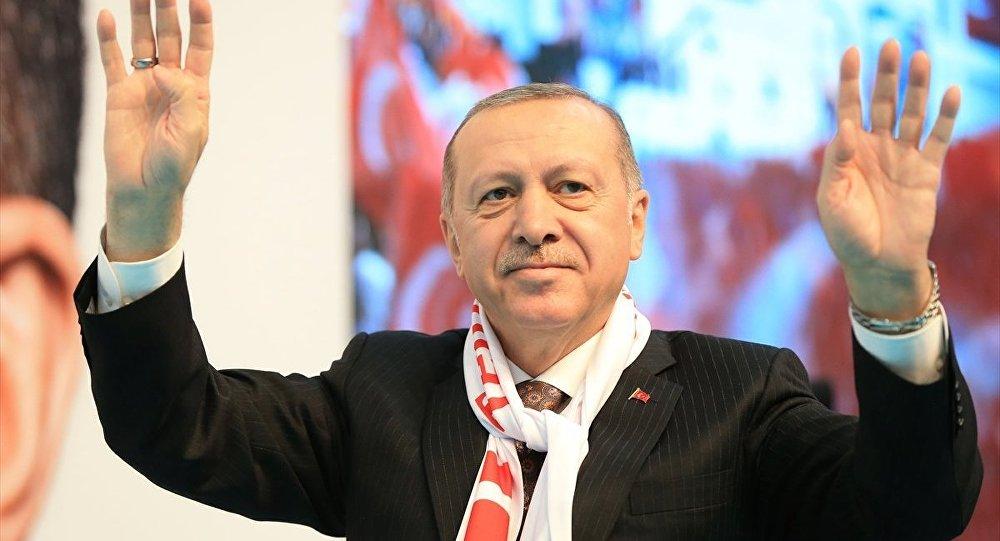 Erdoğan, Diyarbakır'da: Afrin'de sona geldik