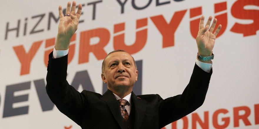 Erdoğan: 15 yılda özgürlük ve demokrasi için talep edilen ne varsa hepsini hayata geçirdik