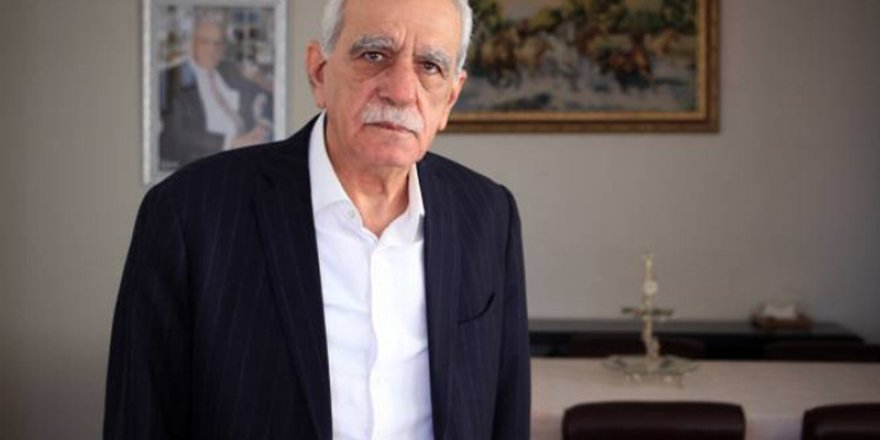 Ahmet Türk: '93 ve '94'lü yıllarda da benzer uygulamalar gördük