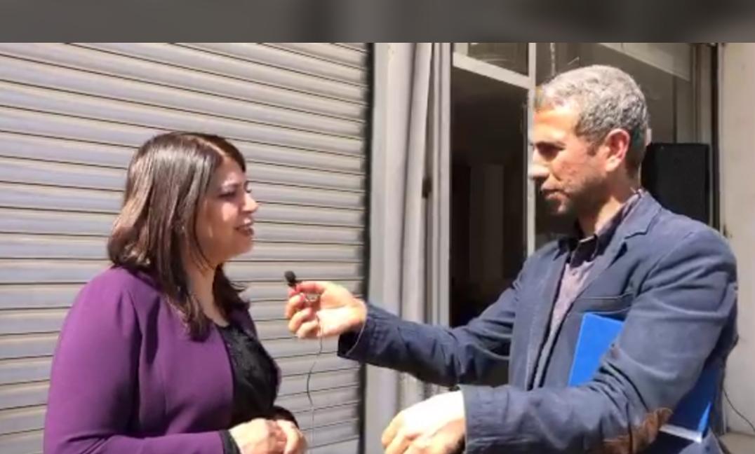 CANLI... HDP Diyarbakır Milletvekili Sibel Yiğitlap ile Newroz çalışmalarını ve gündemi değerlendiriyoruz.
