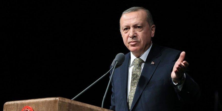 Erdoğan: Bir gece ansızın Sincar'a da gireriz