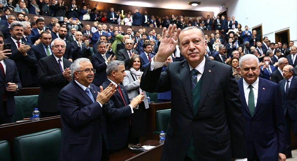 Erdoğan'dan ABD'ye sert Afrin tepkisi
