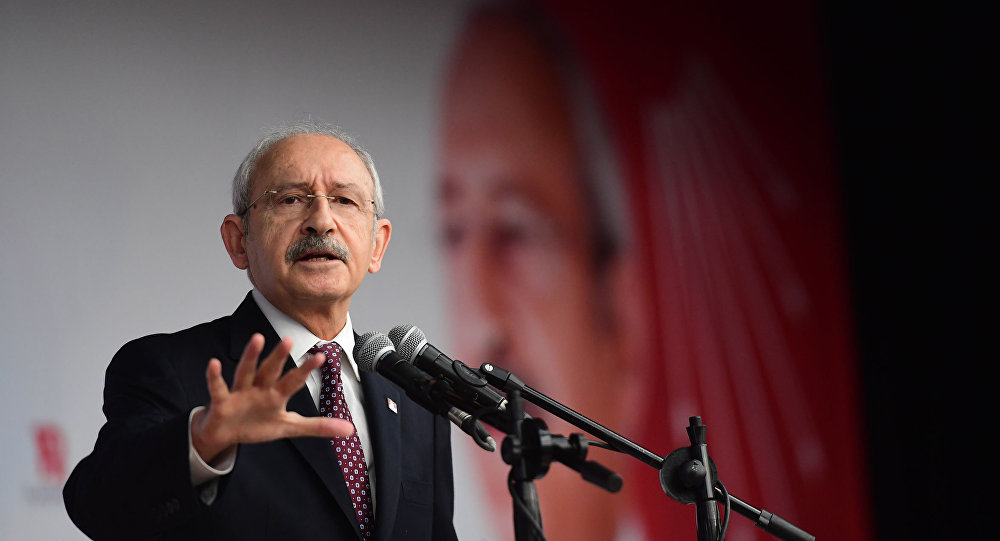 Kılıçdaroğlu'ndan Diyanet'e Atatürk tepkisi