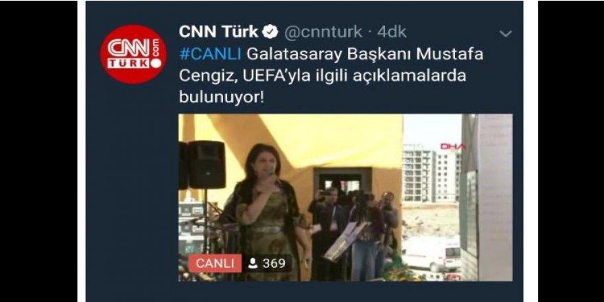 CNN Türk'ün Buldan paylaşımı gündem oldu