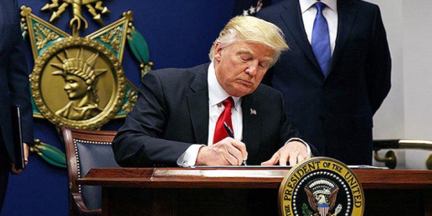 Donald Trump 1,3 Milyar Dolarlık Ek Bütçe Tasarısını Onayladı