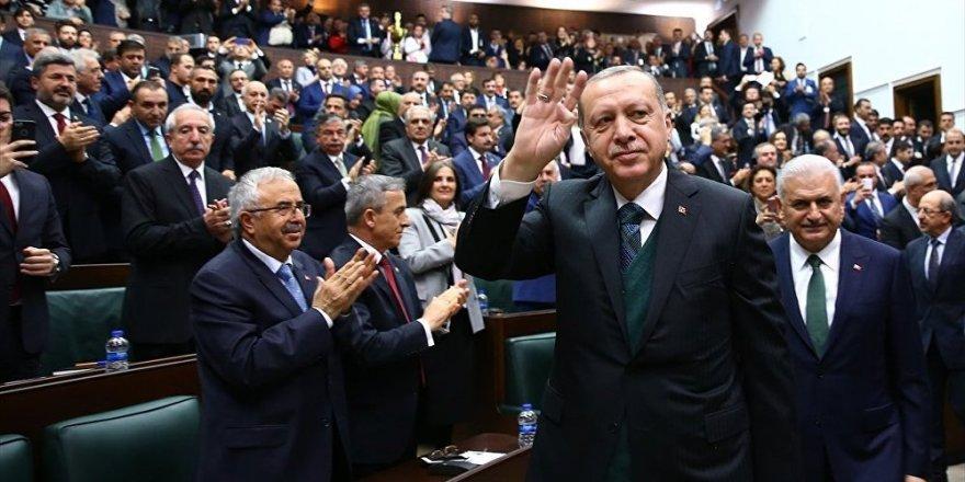 Erdoğan, AK Parti'nin grup toplantısındaki konuşmasını iptal etti