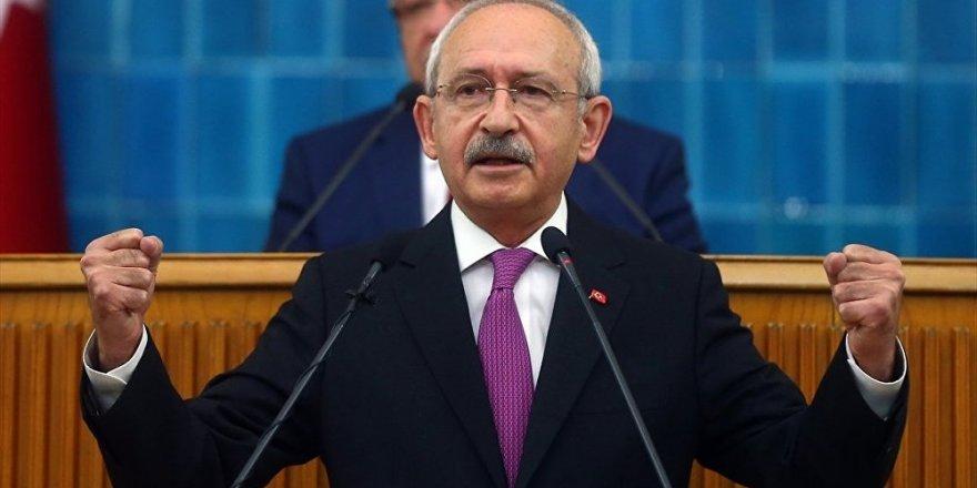 Kılıçdaroğlu'ndan Erdoğan'a: ''Sen Kimsin'' Üniversiteler Senin Babanın Malımı