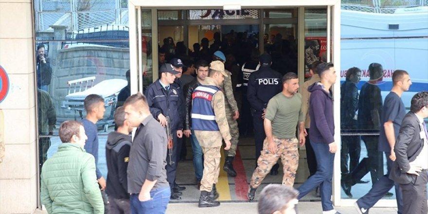 Siirt'te saldırı: 6 güvenlik korucusu hayatını kaybetti