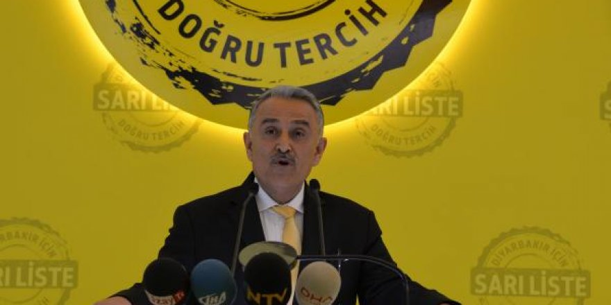 Karavil, TSO başkanlığına adaylığını açıkladı