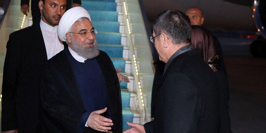 Ruhani, Ankara'da