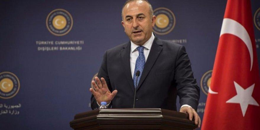 Çavuşoğlu: Afrin, rejime teslim edilemez