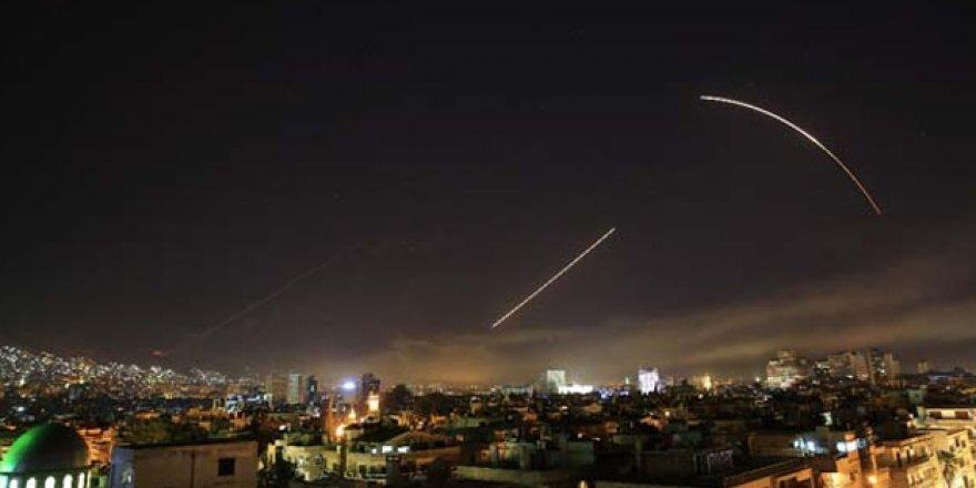 ABD, Suriye rejimini vurdu