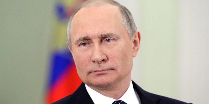 Putin: Saldırıyı en sert biçimde kınıyoruz