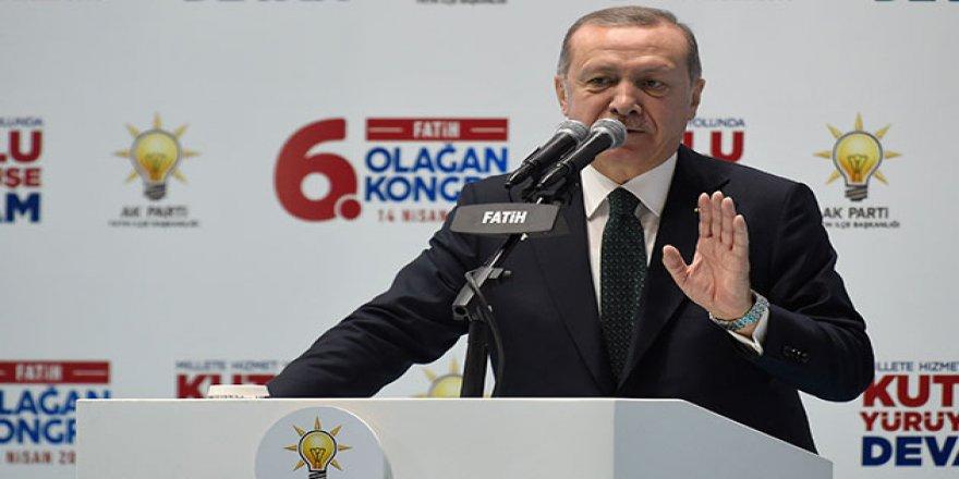 Erdoğan: Yapılan operasyonu doğru buluyoruz
