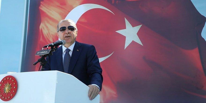 AK Parti'nin yaptırdığı ankete göre Erdoğan'ın oy oranı yüzde 44