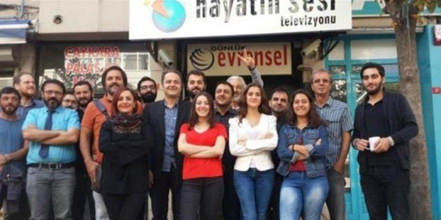 """TMSF'den """"Hayatın Sesi, 'FETÖ' ile irtibatlı olduğu gerekçesiyle kapatıldı"""" iddiası"""
