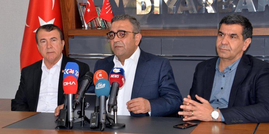 Tanrıkulu: AK Parti ve lideri OHAL'e mecbur hale gelmiş