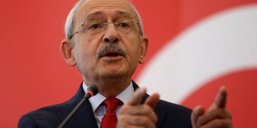 Kılıçdaroğlu: Bugün 16 Nisan, demokrasi ayıbının yıldönümü