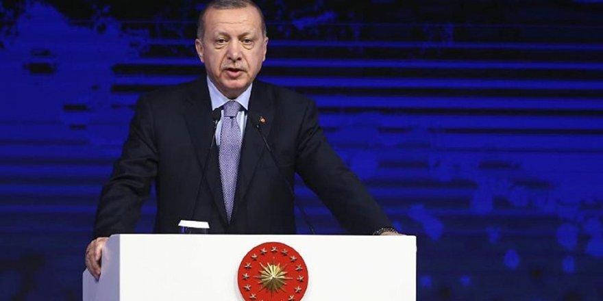 Erdoğan: Kimse bize sus diyemez