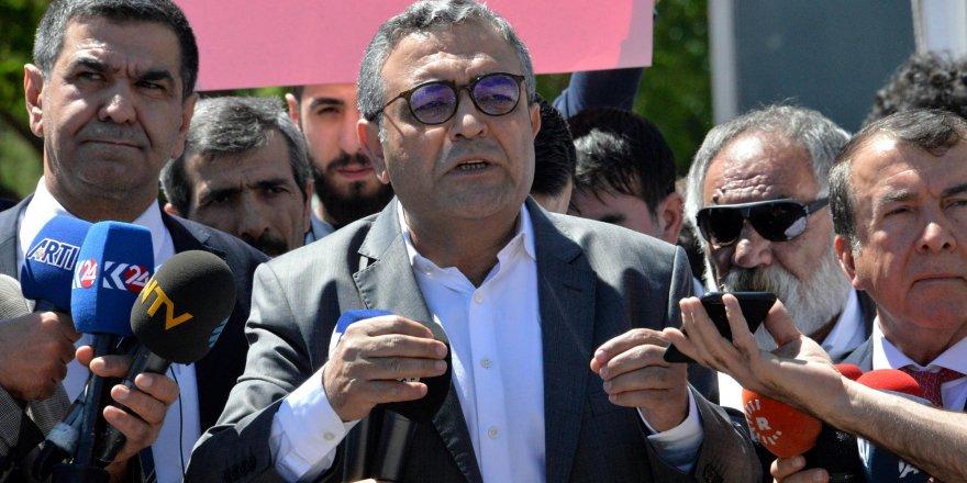 Tanrıkulu: Baskı rejimine, hukuk dışı rejime karşı çıkıyoruz