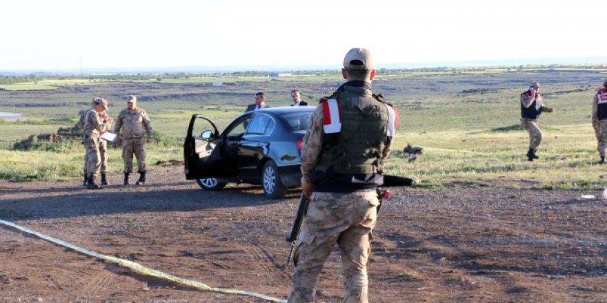 Siverek'teki bir emlakçı boş arazide ölü bulundu