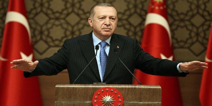 Erdoğan: Erken seçim 24 Haziran'da