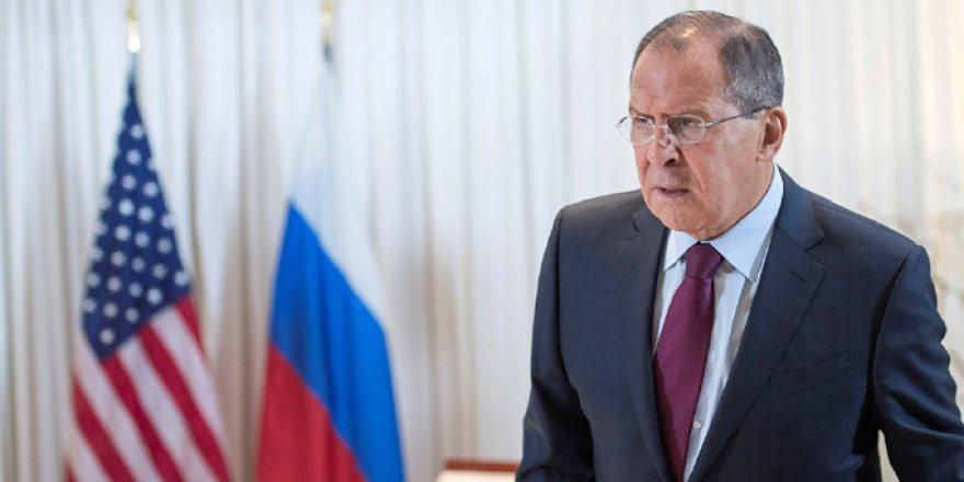 Lavrov: ABD, Türkiye'ye şantaj yapıyor