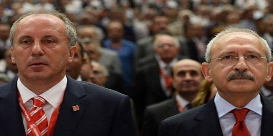 İnce: Kılıçdaroğlu aday anketi yaptırıyor