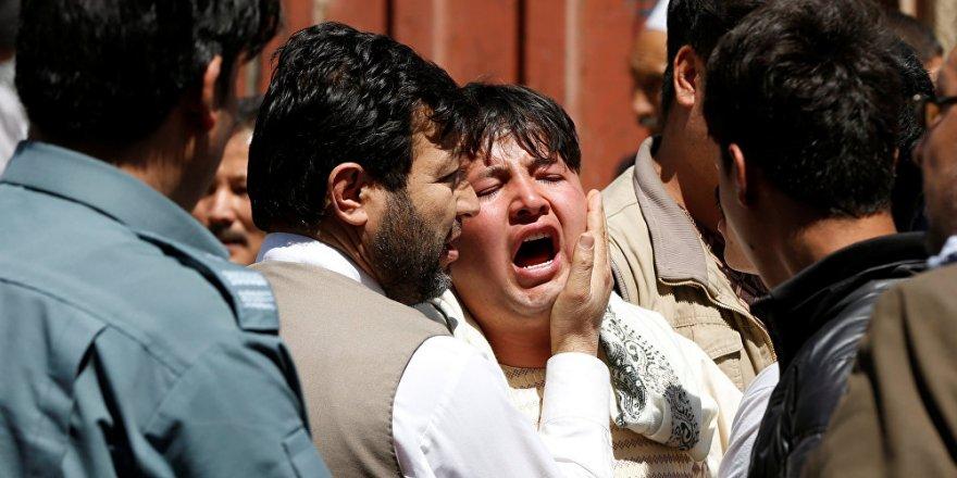 Kabil'de intihar saldırısı: 31 ölü, 54 yaralı
