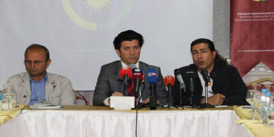 Kürt Gazeteciler Günü Kutlanıyor
