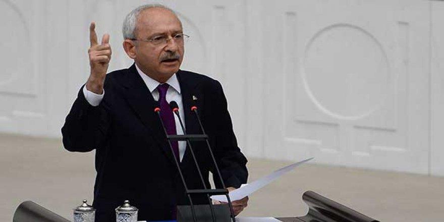 Kılıçdaroğlu Konuşurken Meclis Karıştı