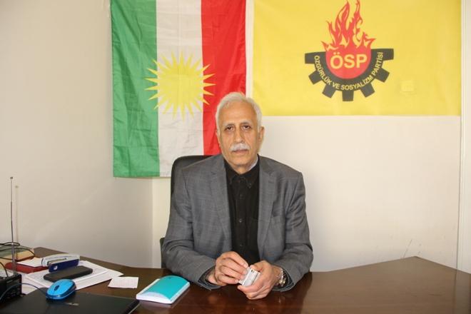 Kürt partiler tek gündemle toplanmalı