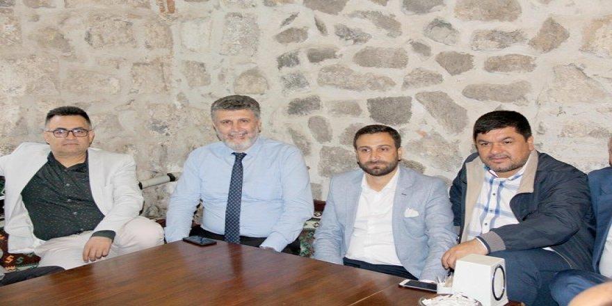 ASKON Diyarbakır şubesi yeniden teşkilatlandırıldı