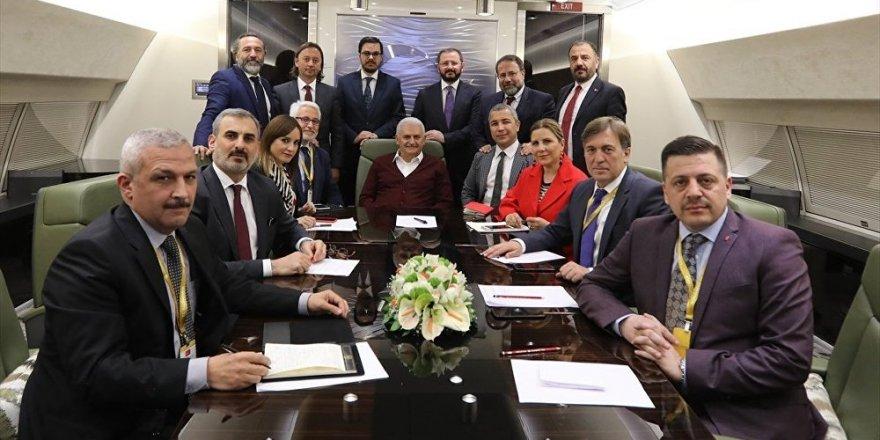Başbakan Yıldırım'dan Gül yorumu