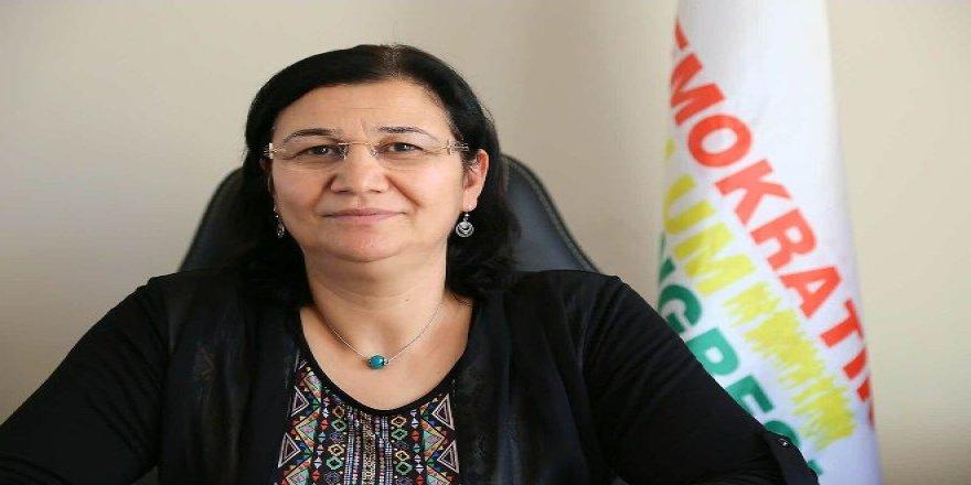 DTK Eş Başkanı Güven hakkında 15 yıla kadar hapis istemi