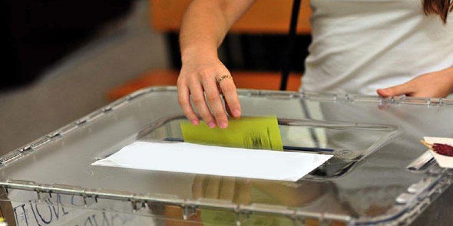 Seçim istifaları için son gün