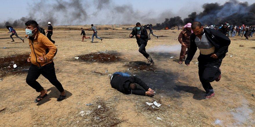 Gerçek mermi kullanan İsrail, ilk kez yargıda