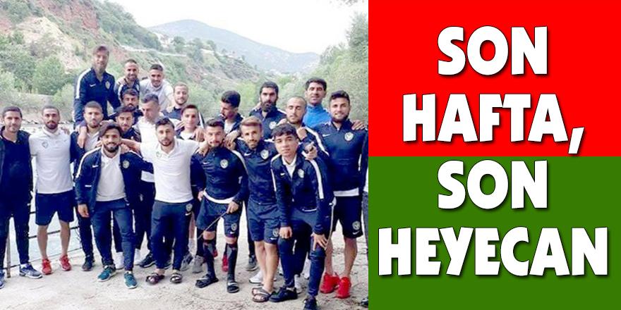 Son Hafta, Son Heyecan