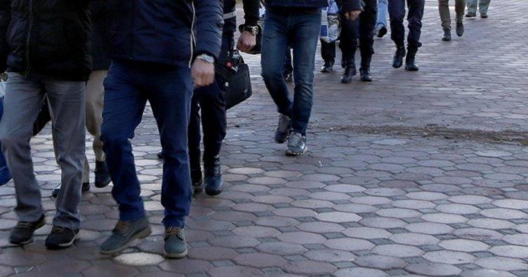 Mardin'de operasyonu: 12 gözaltı
